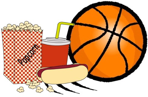 Image result for basketball concessions